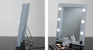 chrome led bathroom mirror doherty house led bathroom mirror