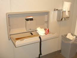 Bathroom Changing Table Baby Changing Stations For Bathrooms Bathroom Changing Table Or