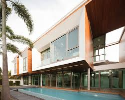 Modern Home Design Thailand by L71 House Bangkok Thailand By Office At