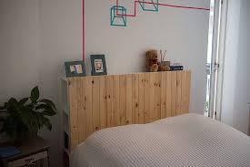 cool ikea brimnes bed headboard hack for bedroom decor 1728