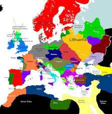 Map Of Brittany France by Europe 1430 1430 1460 Map Game Alternative History Fandom