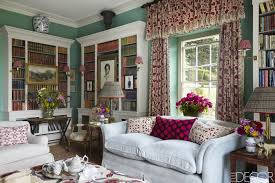 1940s Home Decor Style 20 Best Green Rooms Green Paint Colors And Decor Ideas