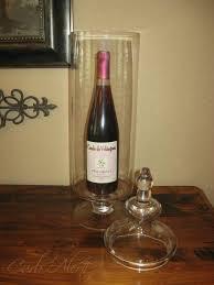 curb alert simple wine cork display trick vase filler