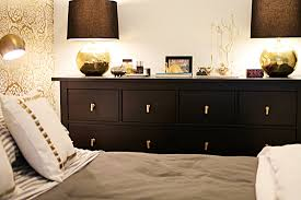 Minute Makeover Bedrooms - cheap trick ikea dresser jess lively