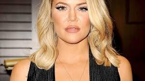 khloé kardashian debuts short lob khloe kardashian s lob hairstyle looks even better on the red carpet