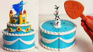 frozen birthday cake disney toys kids