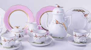 Coffee Set coffee set for 4 persons garden herend experts