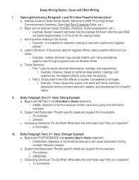 how to write cause and effect essay formal letter of resignation