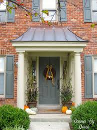 image result for colonial front porch stoop with rail and stairs