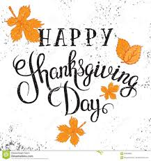 uncategorized happy thanksgiving day poster stock vector image
