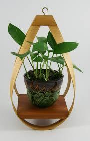 ideas terrific modern indoor planter box danish modern bent wood