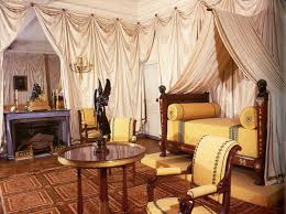 Mad About Interiors Antique Drapery BEDROOM Pinterest - Empire style interior design
