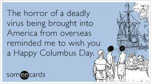 Columbus Meme - 14 columbus day memes that hilariously reveal the not so funny truth
