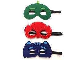 1 pj mask pj mask birthday party pj party favor pj costume