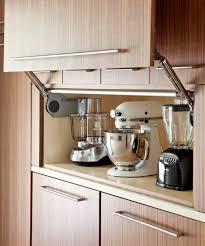 kitchen appliance storage cabinet variety of appliances storage ideas for your kitchen that