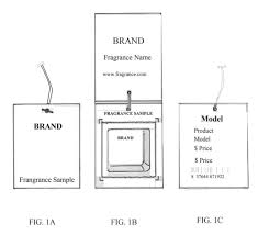 patent us8272562 promotional hang tag tag or label combined