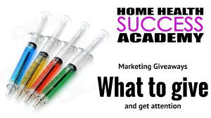 home health marketing pen giveaway ideas home care marketing