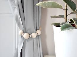 Curtains With Ties Beautiful Diy Curtain Ties Backs On A Budget Interior