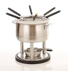 trudeau accessoires cuisine ensemble à fondue tinto 3 en 1 trudeau 0531317 fournitures de