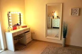 makeup mirror with led lights led strip lights for bathroom mirrors light bulbs vanity mirror