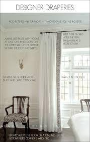 High Windows Decor Curtains Above Window Decor Mellanie Design