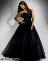 All Black Prom Dress Purple And Black Prom Dress Naf Dresses