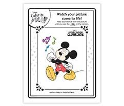 disney color play books bendon