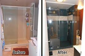 Bathroom With Shower Only New Bathroom Remodel Jeff Tallon Enterprises