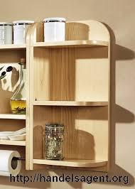 hängeregal küche küchenregal natur rechts hängeregal regalschrank eckregal