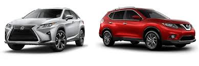 red nissan rogue nissan rogue sv vs lexus rx350 newton nissan south