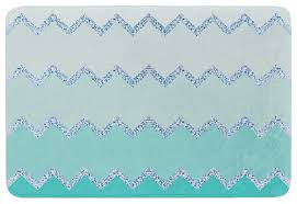 Ombre Bath Rug Monika Strigel