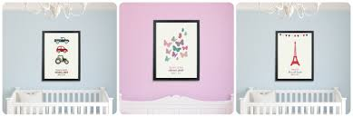 Personalised Baby Nursery Decor Free Personalised Posters From Vertbaudet Mummy