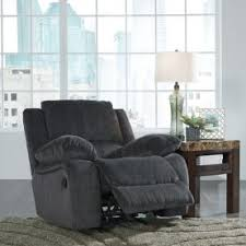 power fabric recliners