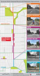 Syracuse Map Syracuse Street Corridor Study And Design Project