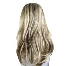 one clip in hair extensions wave premiumline synthetic clip in hair extension biya