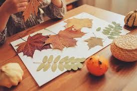 4 autumn leaf crafts for kids mothering