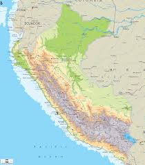 chile physical map peru physical map i maps geoatlas countries peru map city