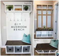 Built In Bench Mudroom 20 Best Entryway Bench Diy Ideas Projects Picture Instructions