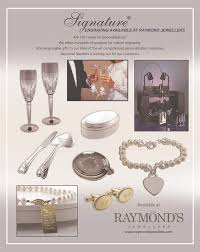 engraving items raymond s jewellers engraving