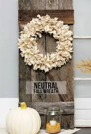 diy wreaths 20 stunningly beautiful diy fall wreaths the happy housie