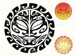 sun tribal tattoo tribal tattoo sun stock vector art 149096842 istock