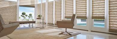 Tweed Roman Blinds Modern Roman Shades Consistent Folds Vignette