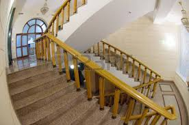 stair in look fron above stock photo picture and royalty