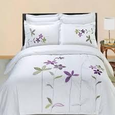 Purple Floral Comforter Set 30 Best Duvet Covers Images On Pinterest Duvet Cover Sets