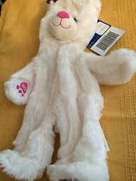 build a unstuffed new unstuffed build a 12 in girl scout white teddy pink bow