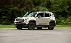 jeep christmas ornament 2017 jeep renegade in depth model review car and driver