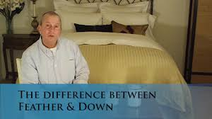 What Is A Feather Bed What Is The Difference Between Feather U0026 Down Www Verolinens Com