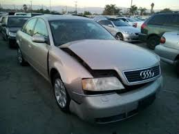 2000 Audi A6 Interior Used 2000 Audi A6 2 8 Car For Sale At Auctionexport