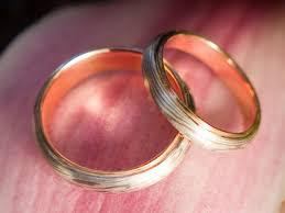 gold or silver wedding rings make your own wedding rings mokume gane