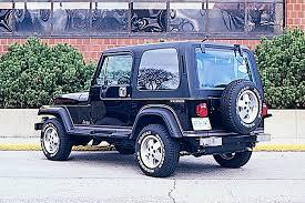 jeep islander interior 1990 95 jeep wrangler consumer guide auto